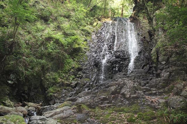 松葉の滝2